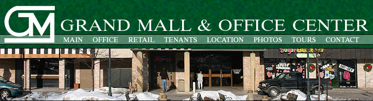 Grand Mall & Office Center of Grand Blanc, Michigan